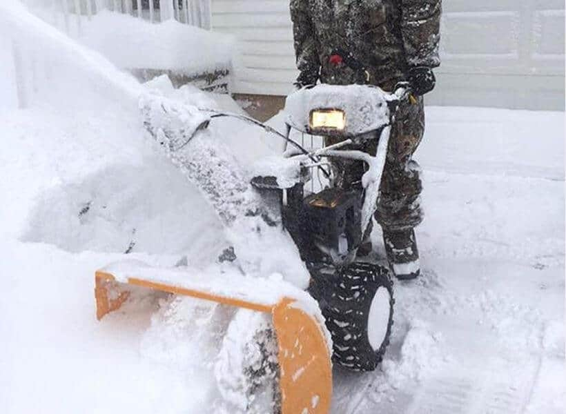 How Does A Three-Stage Snow Blower Work